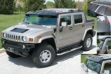2005 2006 2007 2008 HUMMER H2 SUT BLACK SUNVISOR E&G