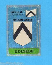 PANINI CALCIATORI 1989/90 -Figurina n.307- SCUDETTO - UDINESE -Recuperata