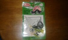 RARE Mann's Tom Cat Super Spin Spinner Bait - Nice 1/4 oz. Lure - New in Package