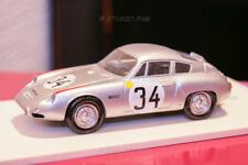 PORSCHE 356B ABARTH 695GS N°34 7°Le MANS 62 E.Barth Built by PHM 1:43 N/Spark