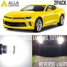 Alla Lighting Back-Up Reverse Light 921K White LED Backup Bulbs for Chevy Camaro