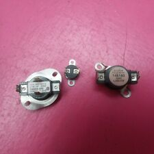 FRIGIDAIRE  DRYER  THERMOSTAT SET *TESTED* 134120900 326817 145160 (WN)