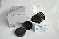 Hasselblad Zeiss Distagon CF f/4 50mm (FLE) Lens #20046
