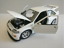RARE 1:18 Ford Escort RS Cosworth MK4 LHD Diecast Model Car by UT Models
