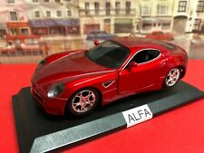 Burago Alfa 8C Competizione 1:32  scale die cast model