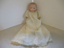 Antique German Bye-Lo Bisque Sleepy Eyes Doll Marked Grace S Putnam
