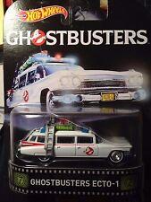Ghostbusters Ecto1 Cadillac Miller Meteor Ambulance Hearse Real Riders MIP RETRO