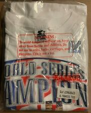 1998 New York Yankees World Series Champions Clubhouse T'Shirt New XL