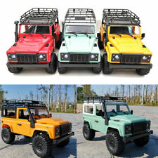 1/12 RC Off-road Car Land Rover Defender D90 2.4GHz 4CH RC Toy Car Gifts RTR R