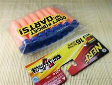 16pcs/LOT NEW dart tag nerf gun adhesion bullet Foam EVA Chuck soft bullet