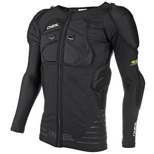 O'Neal Protektor Shirt STV Long Sleeve Schwarz Oberkörper Schutz Motocross MTB