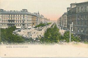 WIEN - Schottenring - Vienna - Austria