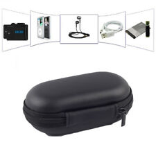 1pc Portable Small Storage Case Box Zipper Carry Pouch Bag Mini Earphone Box AU