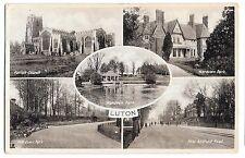 Luton Multiview PPC, Victory Bells PMK, Wardown Park, Church, New Bedford Rd