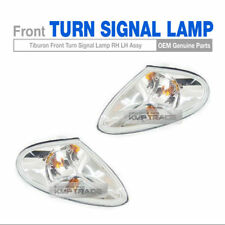 OEM Front Head Light LH+RH Turn Signal Lamp for HYUNDAI 1999 - 01 Tiburon Coupe