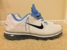 Nike Air Max 2011 Pure Platinum, 429889-004, White, Men's Running Shoes, Size 12