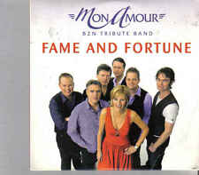 Mon Amour BZN Tribute Band-Fame And Fortune cd single
