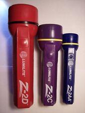 5.0W CREE - LED Upgrade PR Bulb for LUMILITE Flashlights  Z-2D Z-2C Z-2AA  1-9V