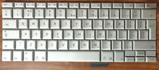"""Tastiera Apple PowerBook G4 17""""  1.5 GHz mod A1085 CARATTERI IN INGLESE Keyboar"""