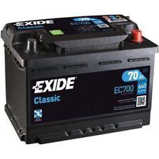 EXIDE Starter Battery CLASSIC * EC700