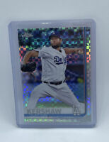 2019 Topps Chrome Xfractor #112 Clayton Kershaw - PSA READY 🔥📈