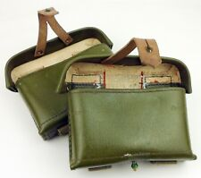 PAIR Surplus Chinese Army 56 SKS 7.62mm Ammo Pouch Waist Case