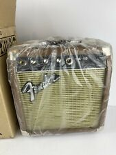 Fender Sa-10 Brand New NOS Acoustic Electric Guitar Amplifier
