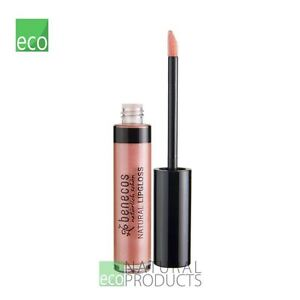 Benecos Natural Lip Gloss Rose 5ml