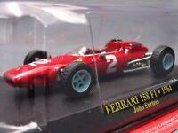 Ferrari Collection F1 158 1964 John 1/43 Scale Mini Car Display Diecast 20