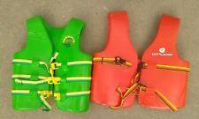 Cut N' Jump Vinyl Water Ski Vest + American Imperial Dolphin