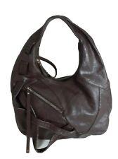 Chelsea Blue Genuine Leather Hobo Bag