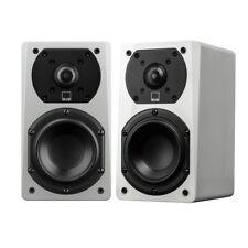 SVS Prime Satellite Speakers (Pair) (Gloss White) (New!)