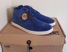 CLAE Strayhorn Unlined Blue men's shoes US 10 / EUR 43 (rrp:129€)