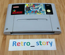 Super Nintendo SNES Spider-Man X-Men Arcade's Revenge PAL