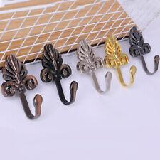 Zinc Alloy Curtain Hook Drape Hanging Holder Holdback Wall Hanger Accessories