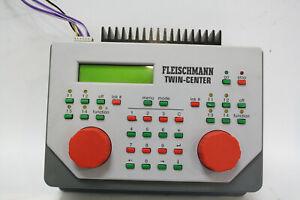 """FLEISCHMANN H0 6802 Digitales Steuergerät """"Twin-Center""""   // PP555"""