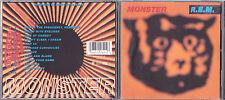 CD 12 TITRES R.E.M. MONSTER DE 1994 MADE IN GERMANY