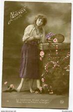 CPA-Carte postale-Belgique   Femme - Mignon - 1913 ( CP4448 )