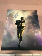 Marc Bulger signed St. Louis Rams 16X20 Photo
