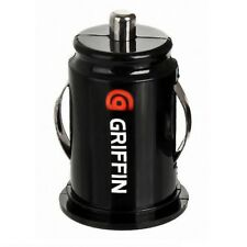 COMPACT USB IN-CAR CHARGER - Ideal for charging SatNav, Tablet, iPad etc - BLACK
