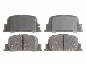 Rear AC Delco Brake Pad Set fits Scion tC 2005-2010 13YQCQ