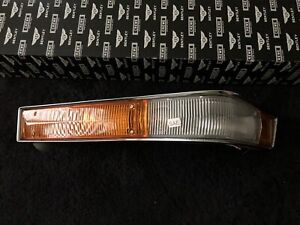 Rolls-Royce Camargue LH Left Side Indicator Signal Lamp Assembly UD19935 NOS OEM