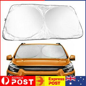 SUV Windscreen Sunshade Visor Car Cover Protector Large Car Sun Shade Cooler AUS