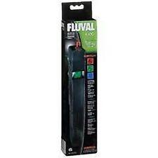Calentador acuario Fluval E100W Con Pantalla Lcd