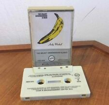 The Velvet Underground & Nico Andy Warhol Produced USA Cassette Tape V5G5008 EUC