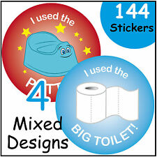 Potty Training Reward Stickers Parents Toilet Development Learning Praise Teach
