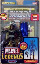 Marvel Legends Galactus BAF Left Leg Bullseye Angry Variant 2005 Toy Biz