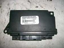 SOME 2003 2004 2005 CADILLAC CTS FACTORY FRONT DOOR MODULE COMPUTER --  25767164