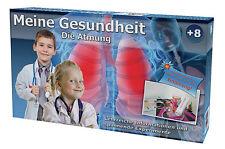 Kinder Experimentierkasten Atmung Meine Gesundheit Experimente Ernährung Körper