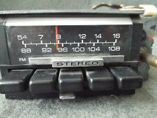 AM/FM Stereo Radio 1972 Ford Galaxie 500/LTD Convertible/Country Squire Wagon 72
